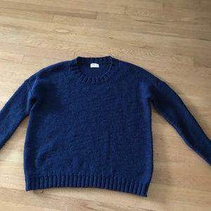Madewell Sweaters - Madewell Wallace Crewneck Soft-Stitch Sweater